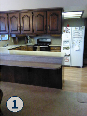 Kitchen Remodeling – 3 Day Kitchen & Bath