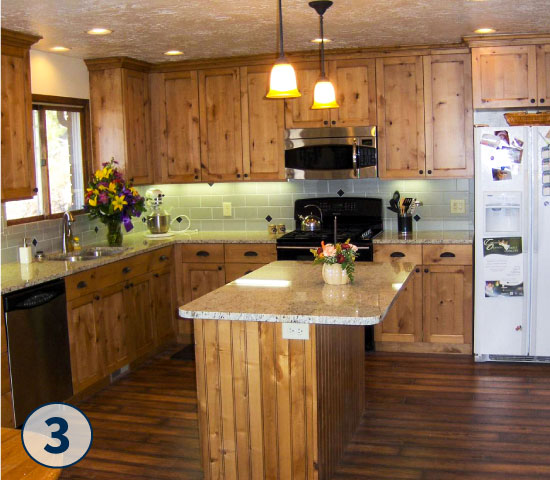 Browse Through Our Kitchen Remodeling Gallery For New Kitchen Ideas.